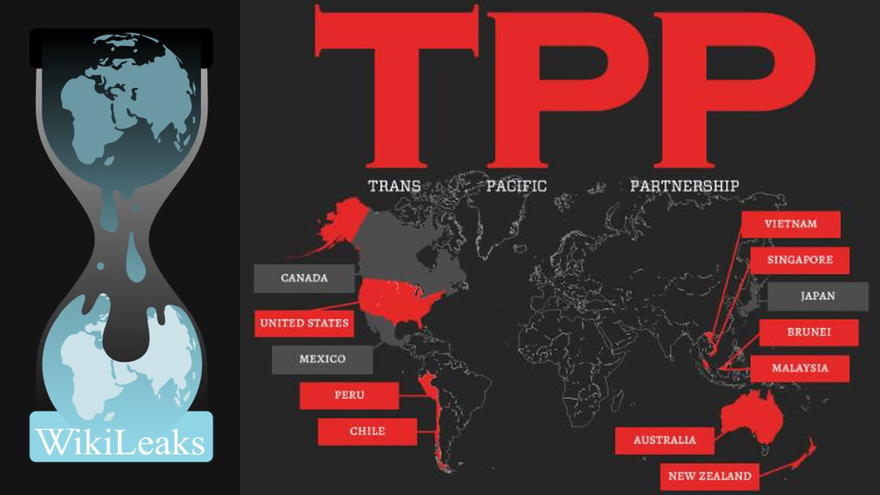 National Sovereignty and the TPP: $100,00 Reward for Secret 26 Chapters