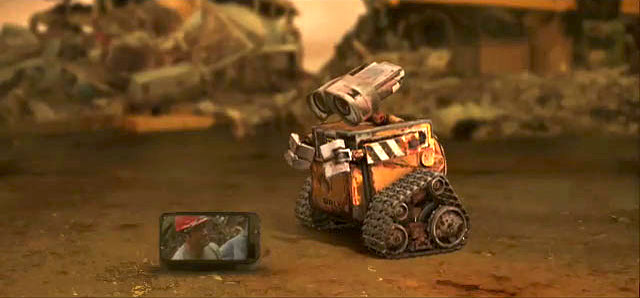 Discovery Wall-E Dirty Jobs