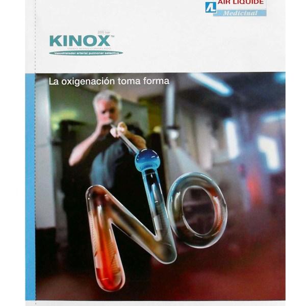Folleto Kinox