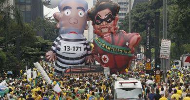 Qui veut la peau de la gauche brésilienne ?
