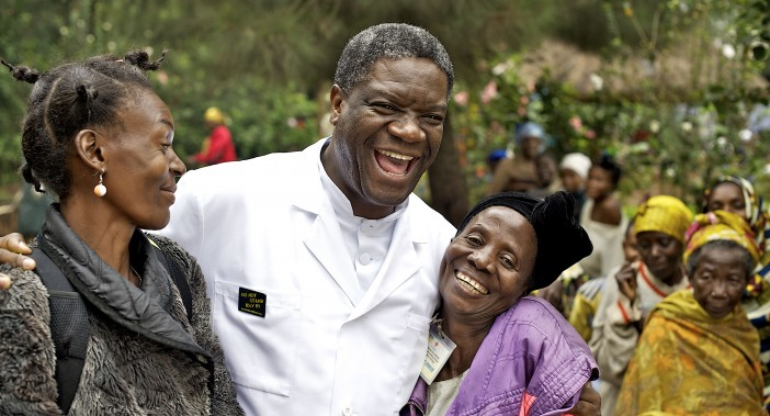 Le héros congolais qui «répare» les femmes