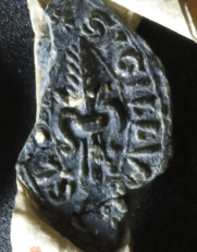 Seal from Lincoln Dij74/2/1