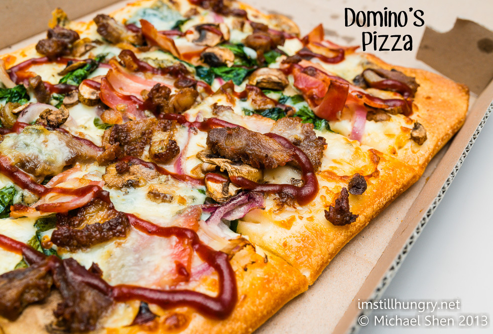 Domino's Pizza Cover