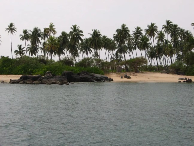 St. Mary's Island – A dream and an Island
