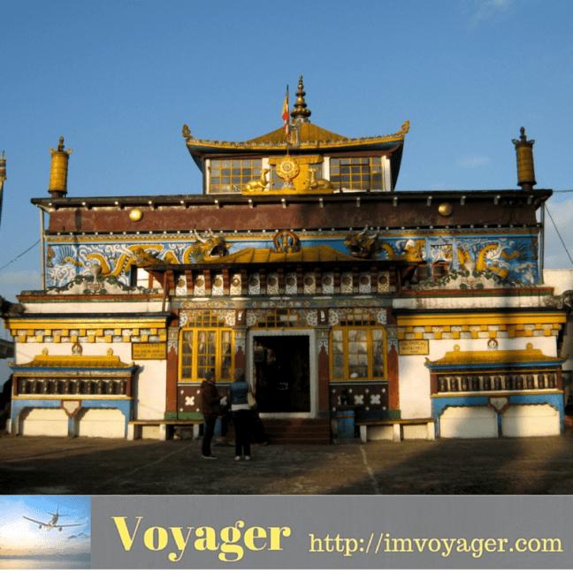 Ghum Monastery - What to see in Darjeeling, the Tea Country