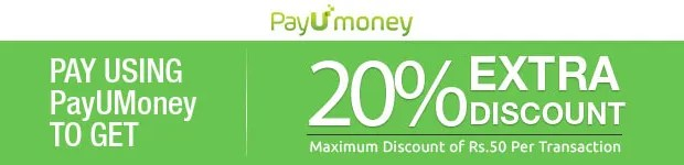 PayUMoney Offer