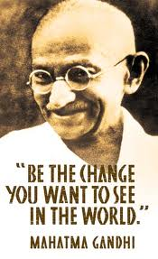 The Veil Of Deception Is Lifting Around Us  Gandhi