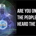 Are You One Of The People Who Heard The Call?