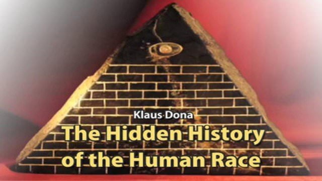 Klaus Dona The Secret History Of The Human Race in5d  in5d