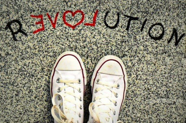 The Inevitability Of Peaceful Revolution - Something Big And Positive Is Happening  in5d in 5d