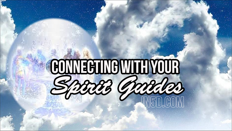 how to find your spirit guide in meditation