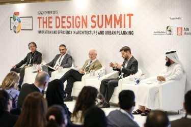 The future look of Dubai