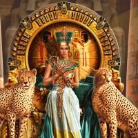 Kleopatra, Pizza Hut'a Piramitlerden bir 500 yıl daha yakın zamanda yaşamıştır