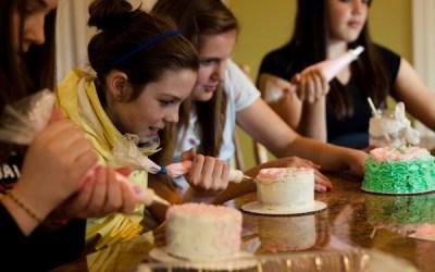 Gainesville Caking Workshop
