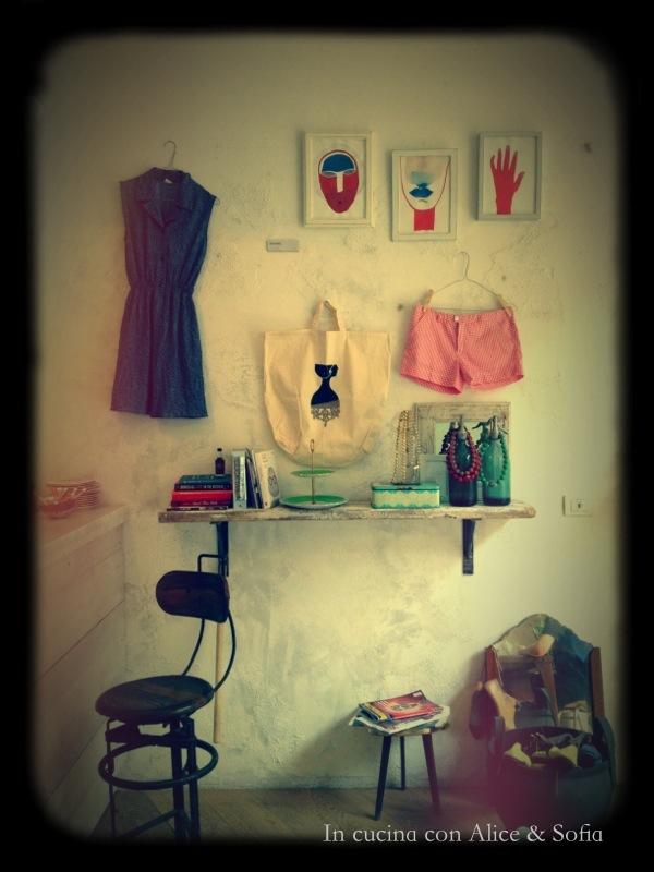 Pause: un vestito + un caffè (1/3)