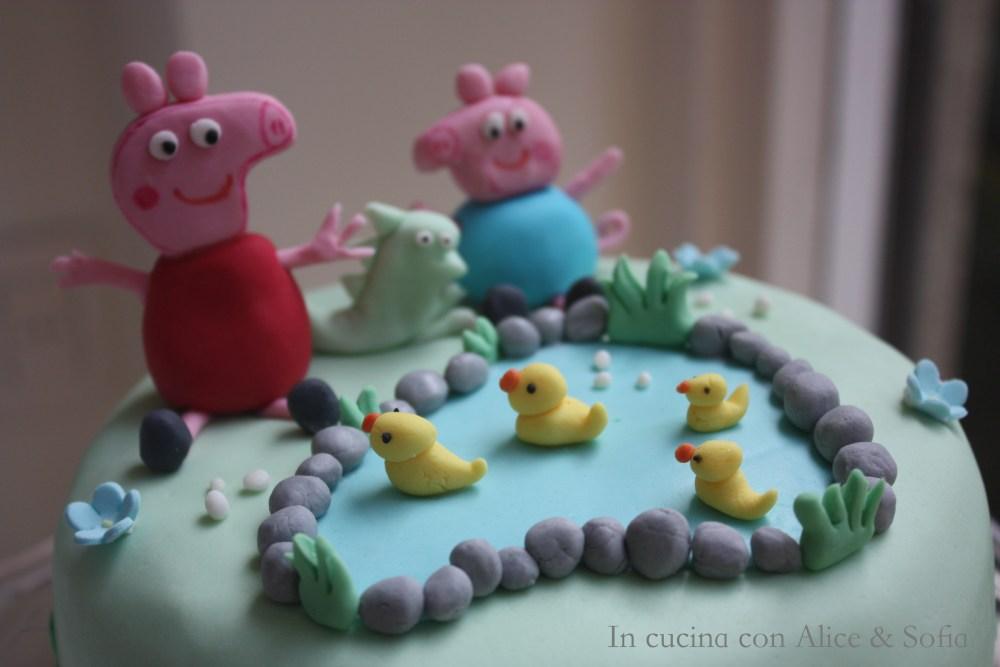 La torta Peppa Pig! (2/2)