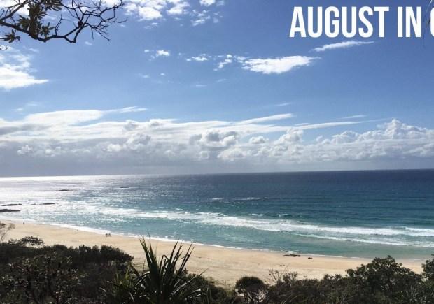 August in Oz Australia Indeflagration Music