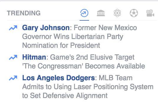 gary-johnson-trending