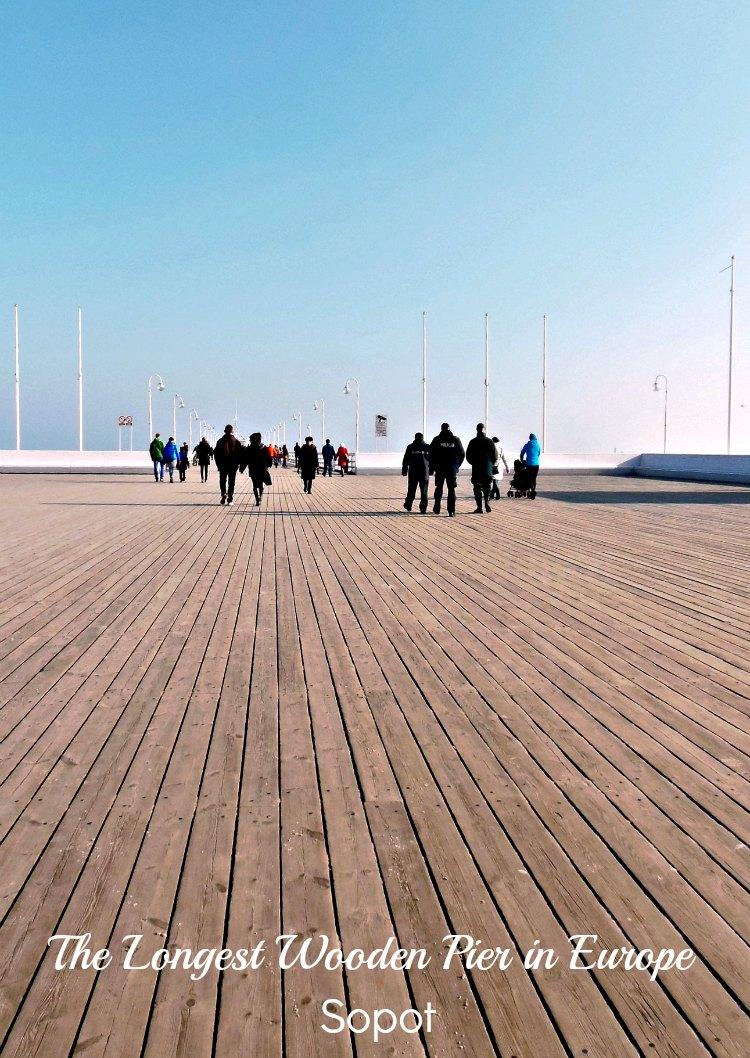 Sopot Pier: The Longest Wooden Pier in Europe