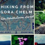 Hiking from Gora Chelm