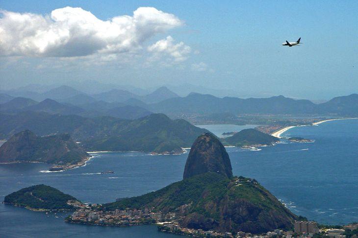 Avión Rio de Janeiro