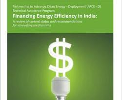 Financing Energy Efficiency in India
