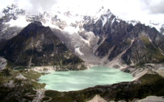 Glacier floods a growing threat across the third pole