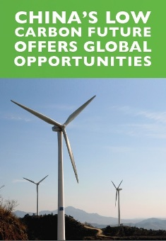 Click to download 'China's low carbon future offers global opportunities'