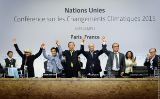 Paris agreement signing may lead to early climate action