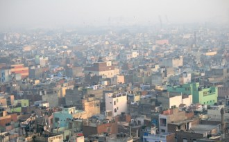 Air pollution in Indian cities sees hazardous rise
