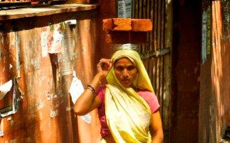 Rising heat saps India's productivity