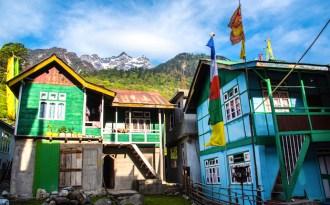 Glacial lake threatens Sikkim's heritage village