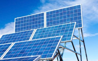 India floors solar power pedal