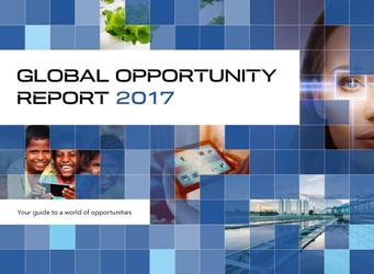 Click to download 'Global Opportunity Report 2017'