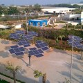 Powering new-age cities with solar power