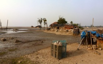 Shrinking Sagar Island struggles to stay afloat
