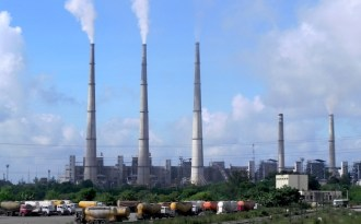 Water scarcity stifles India's thermal power