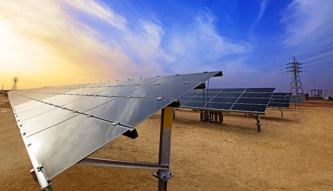 Higher taxes are likely to have minimal effect on the country's solar growth engine. (Photo by Reliance Power)