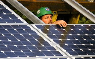 Significant spike seen in clean energy jobs