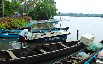 How green fishing reduces carbon footprint