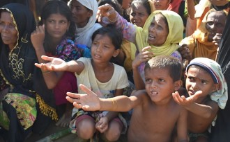 Rohingyas caught in vice grip of identity politics and land grab