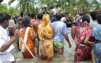Climate risk perilously high in India