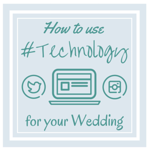 How to use Technology for your Indian Wedding