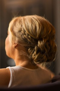 Indian Wedding Hairstyles: What You Need to Know Beyond the Obvious-braided bun