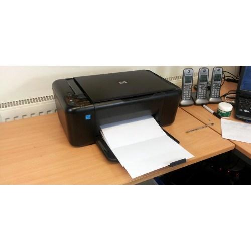 Medium Crop Of Printer Printing Blank Pages