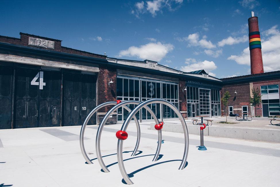 Artscape Wychwood Barns Toronto