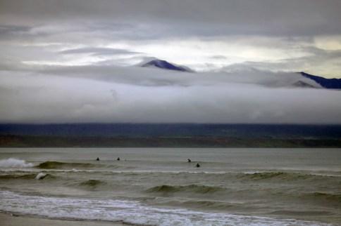 Kuril Islands surf spot