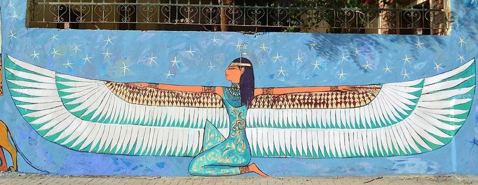 Alaa Awad - Luxor 2015 deesse