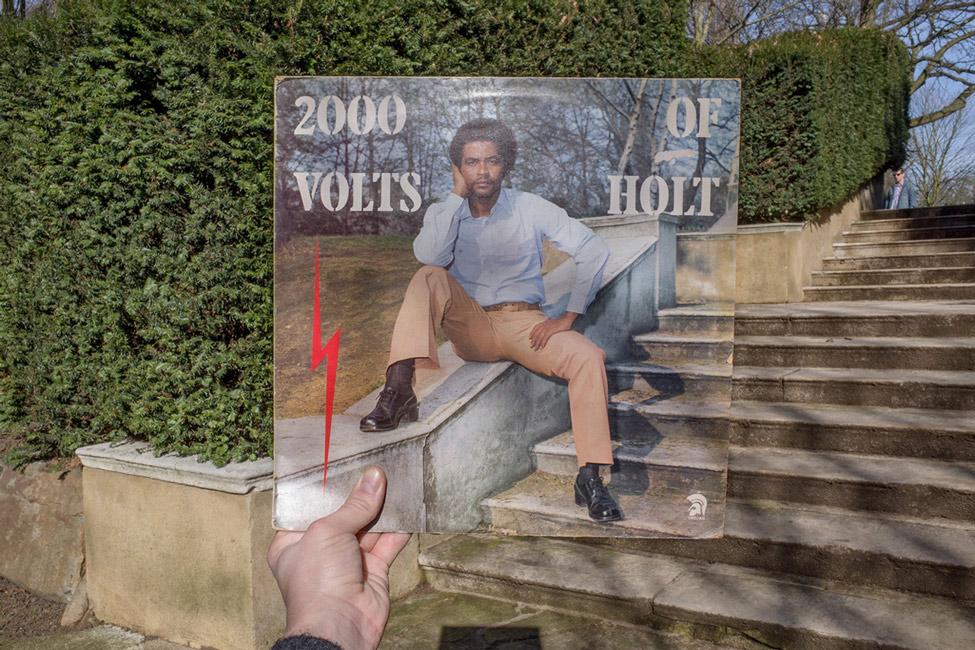 Alex Bartsch 2000 Volts Of Holt
