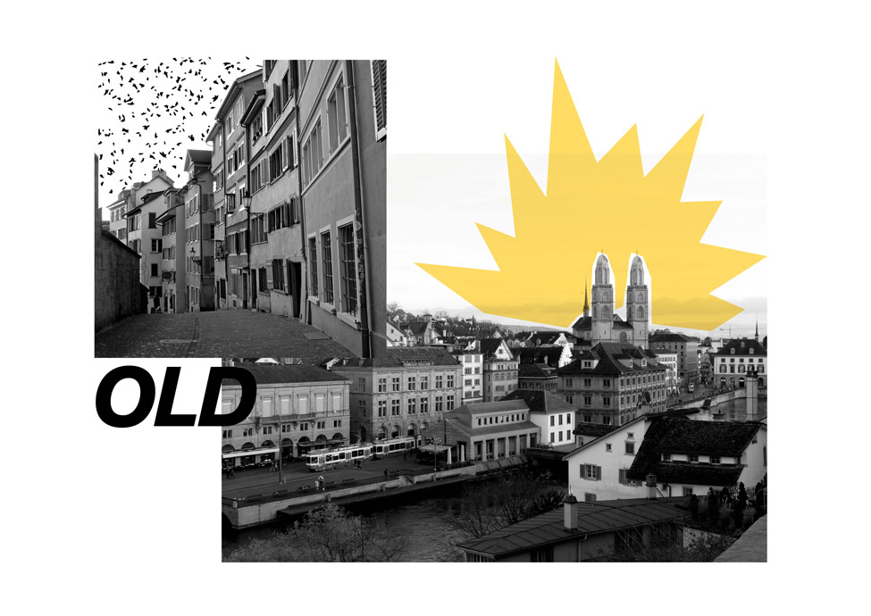 Vieille ville Zurich